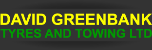 David Greenbank Tyres and Towing Ltd Logo